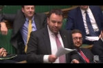 Embedded thumbnail for Chris Loder MP gives maiden speech during Agriculture Bill reading